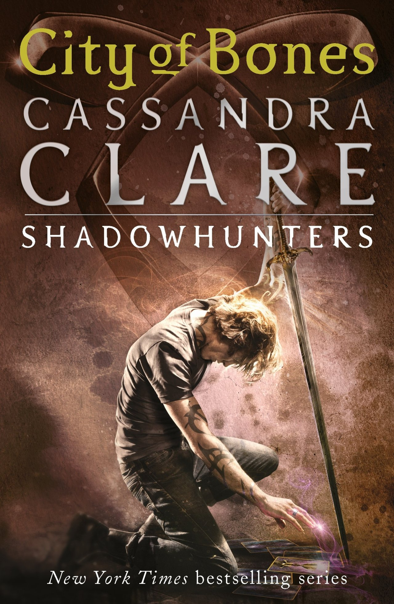 City of Bones by Cassandra Clare, Shadowhunters, AReview!