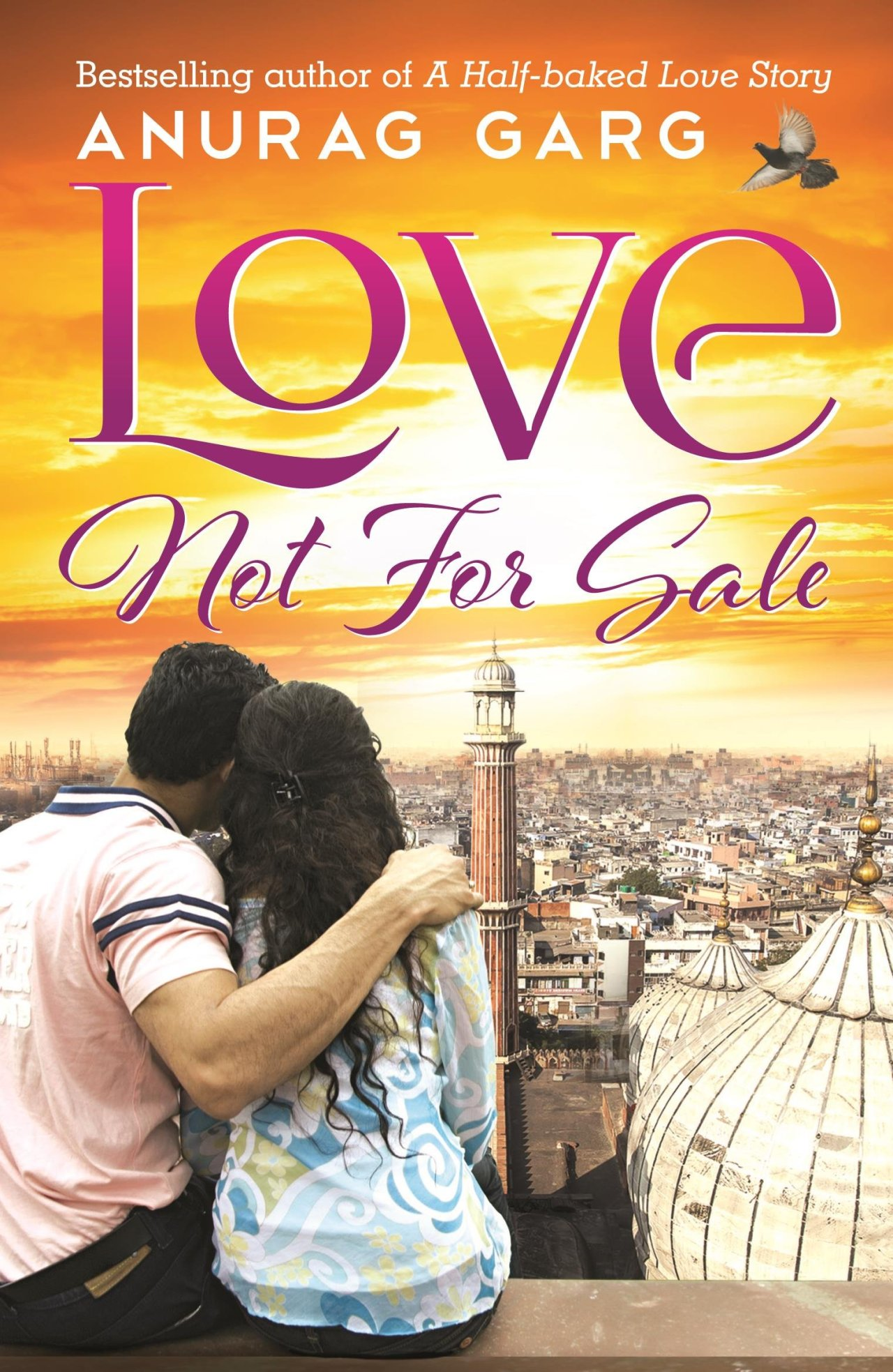 Love Not for Sale by Anurag Garg, A Review..