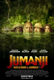 Jumanji: Welcome to the Jungle,A Review...