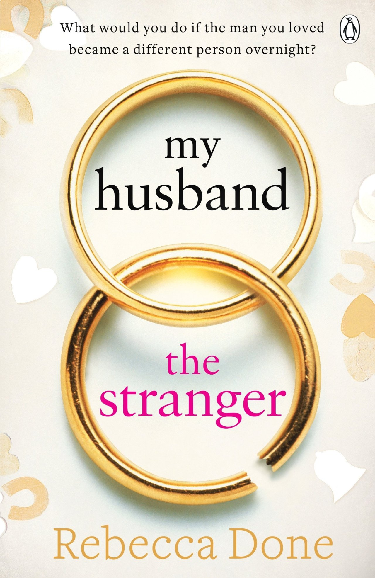 My Husband the Stranger by Rebecca Done, A Review…