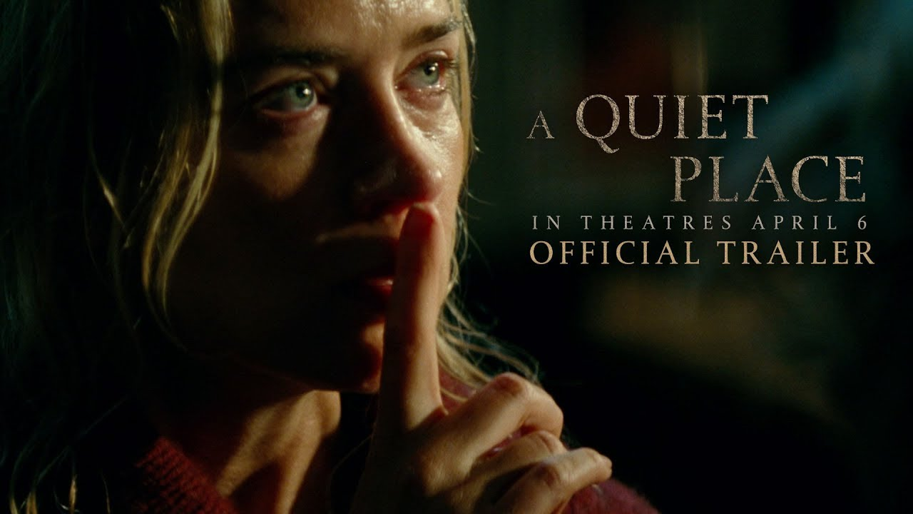 A Quiet Place (2018), A Review…