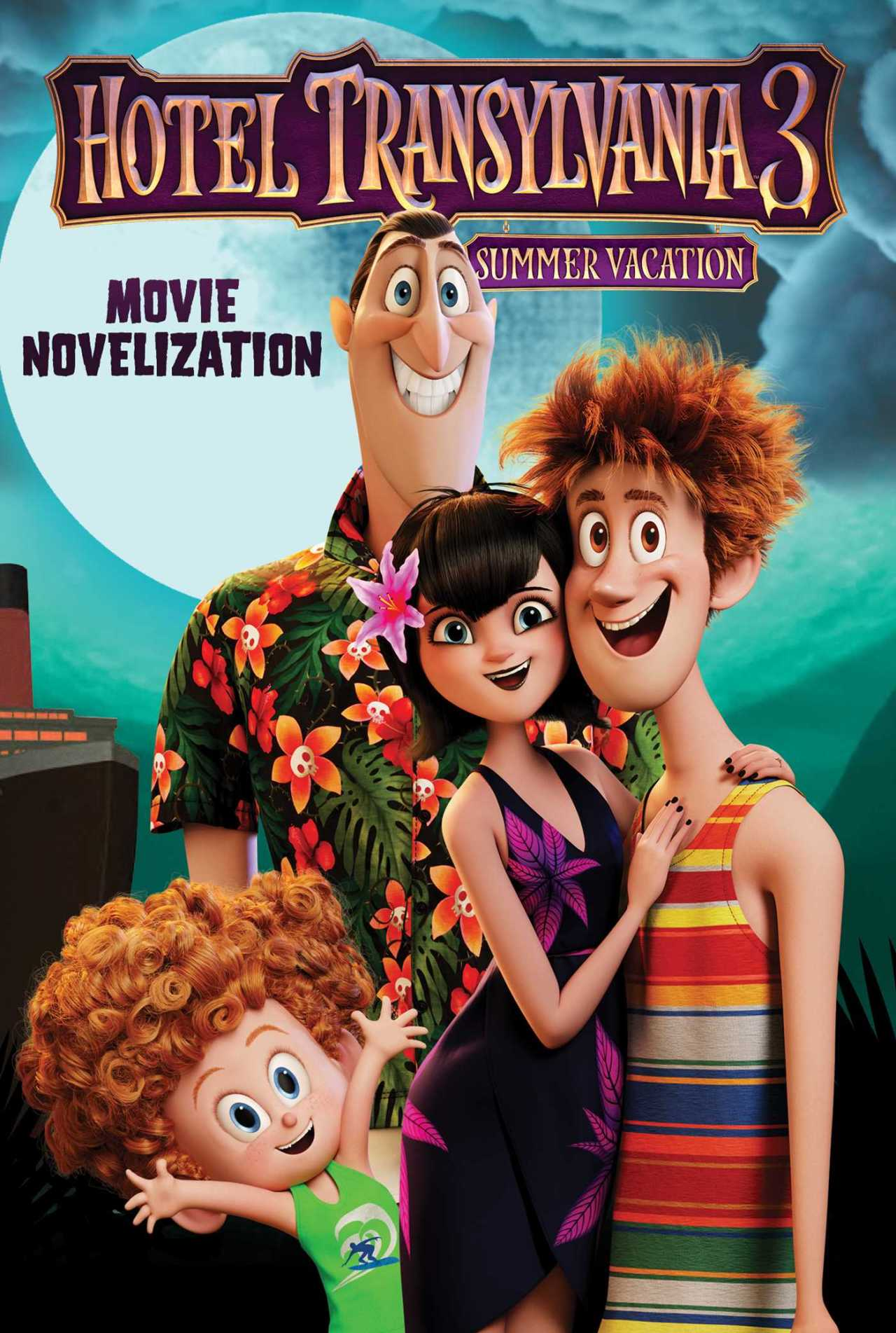 Hotel Transylvania 3: Summer Vacation, AReview…