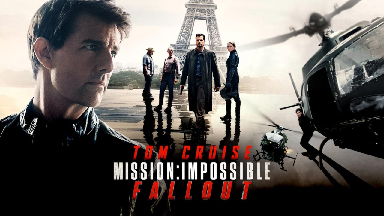 Mission Impossible – Fallout, AReview…