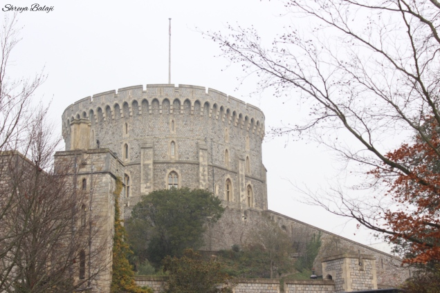 Windsor Castle!