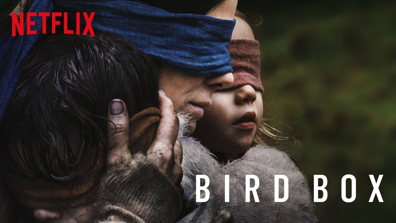 Bird Box (2018), A Review…
