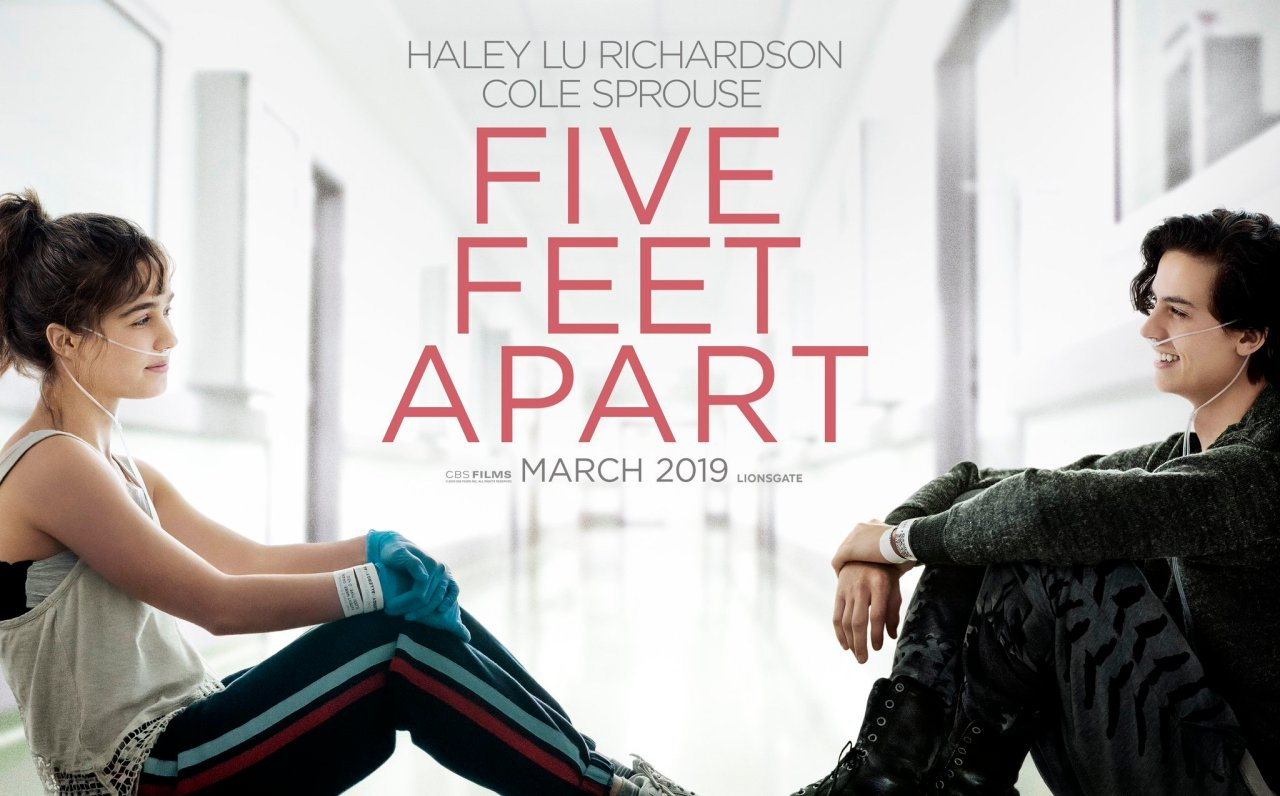 Five Feet Apart, A Review…