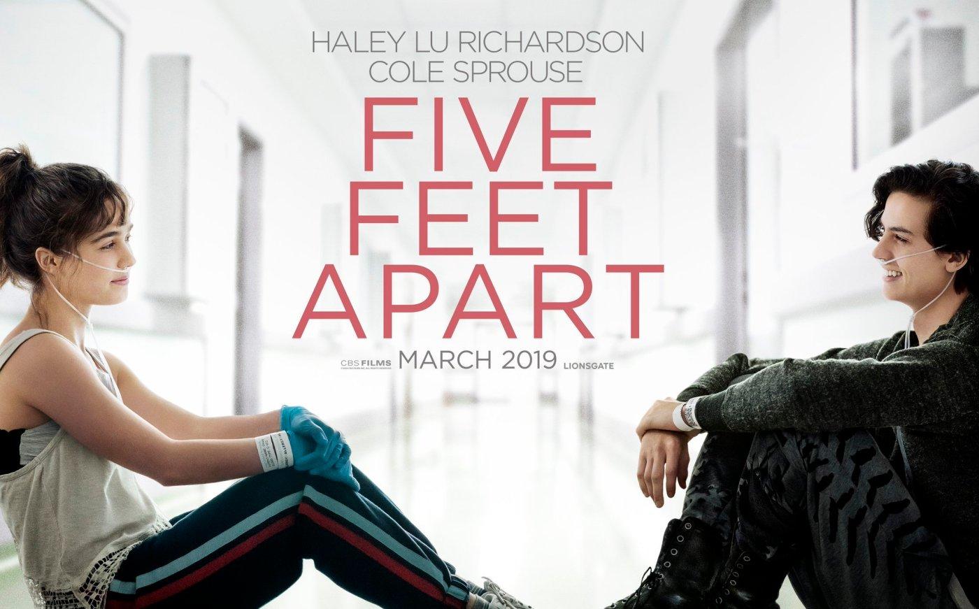Five Feet Apart, A Review...