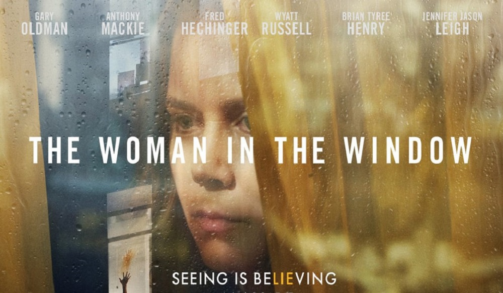 The Woman in the Window....